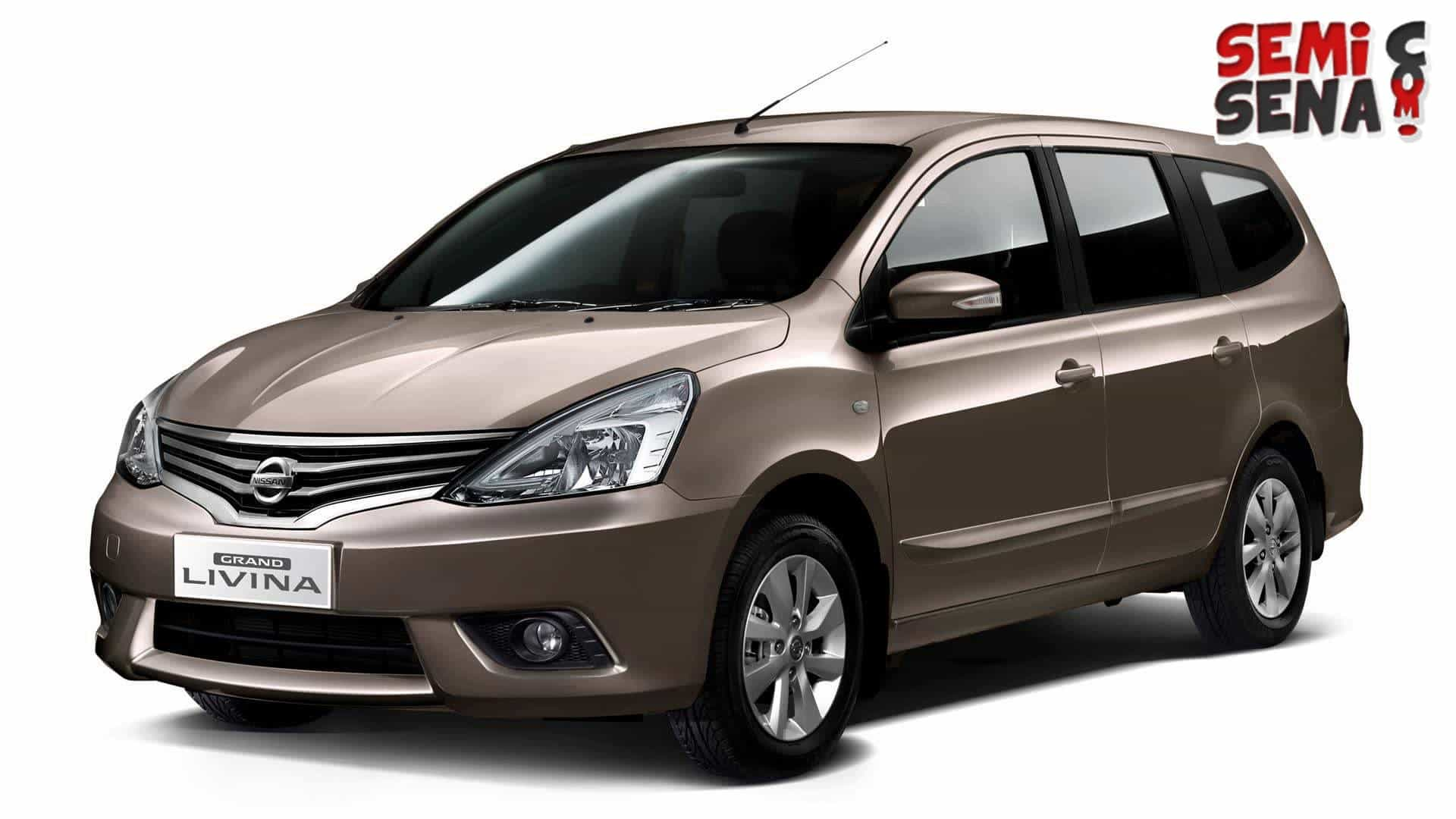 Nissan Grand Livina 2016 Hanya Usung Minor Change
