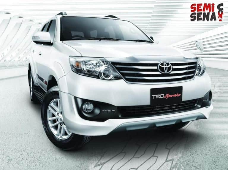 Baru Debut, All New Fortuner Tembus 1.500 Unit