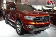 Ford All New Everest Segera Mendarat di India