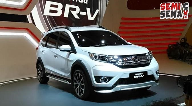 Bulan Depan! Honda BR-V Launching di India