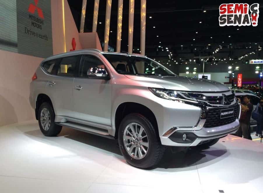 Catat Tanggalnya! All New Pajero Sport Meluncur 29 Januari!