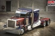 Optimus Prime, Legendaris 'Transformers' Dilelang!
