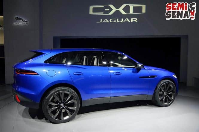 Indonesia Bakal Launching SUV Perdana Jaguar