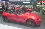 All New Mazda MX-5 Ramaikan BIMS 2016