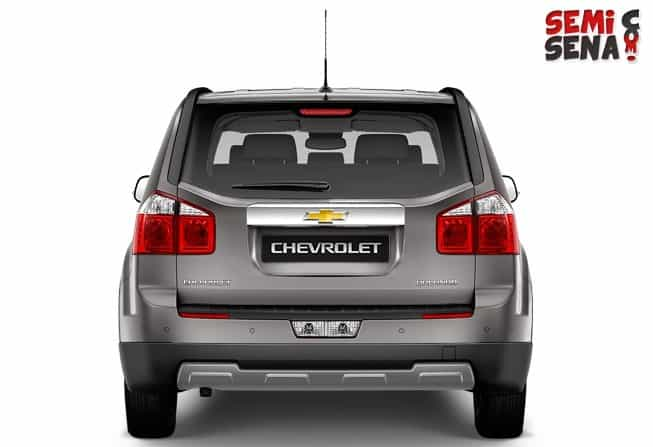 Review Chevrolet Orlando