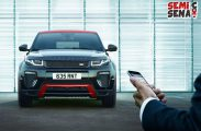 Wow!! Megahnya Wujud Range Rover Evoque 'Ember' Edition