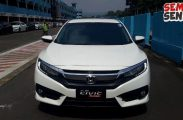 Catat Pemesana 300 Unit, All New Civic Turbo Akan Dikirim Awal Juni
