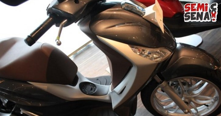 review piaggio medley abs