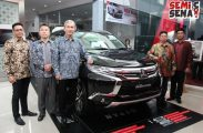 All New Pajero Sport Laris Manis di Indonesia