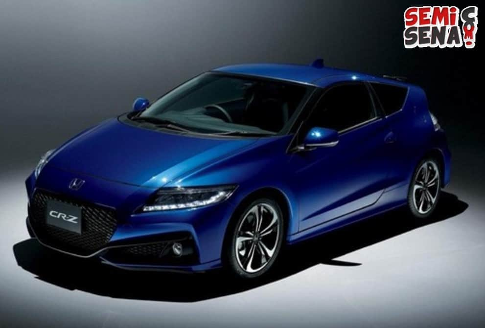Honda Luncurkan Mobil Sport Hybrid CR-Z Coupe Special Edition