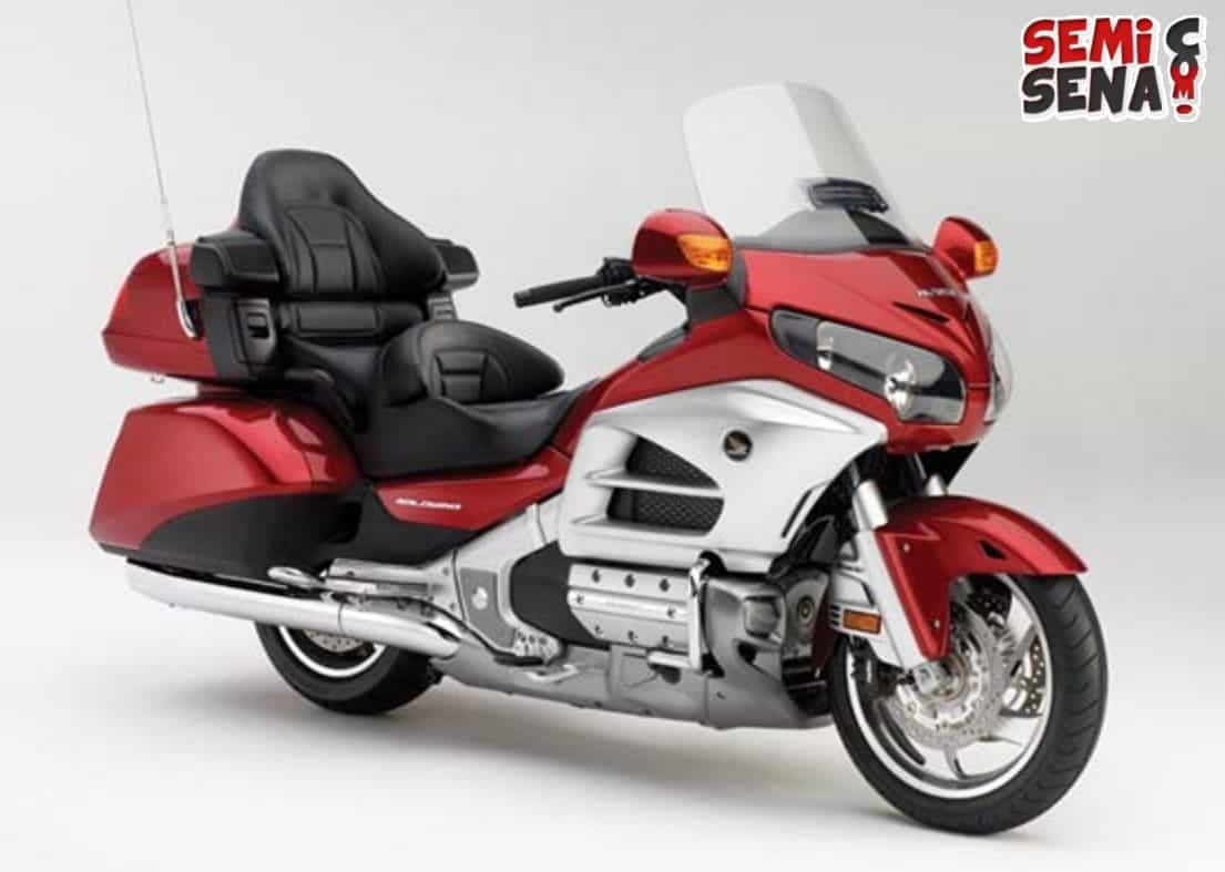 Honda Recall 2.701 Unit Varian Gold Wing