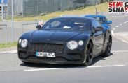 Bentley Continental GT 2017 Tampil Lebih Macho