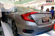New Brio RS, Brio Satya dan Civic Turbo Mulai Proses Distribusi