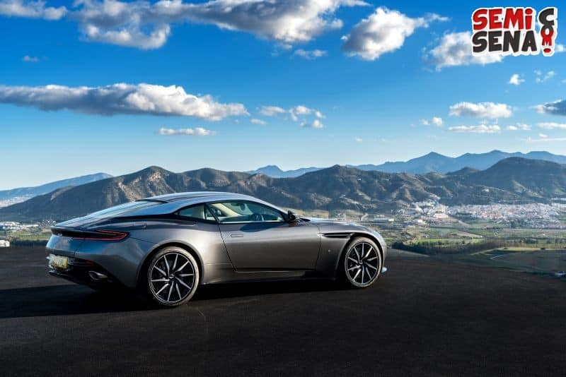 aston martin db 11 limited edition