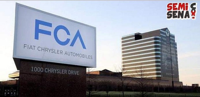 FBI Selidiki Fiat Chrysler