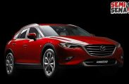 Wow!! Mazda CX-4 Laris Manis