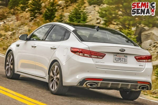 review kia optima
