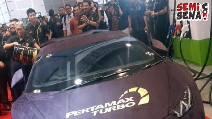 debut pertamax turbo di indonesia