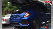 Catat!! Honda Civic Hatcback Diluncurkan September 2017