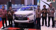 Pajero Limited Edition Hadir di GIIAS 2016