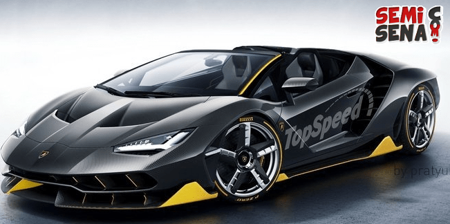 Sold Out! Lamborghini Centenario 796 Hp Ludes Terjual