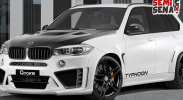 Wow! Tunner G-Power Dongkrak Tenaga BMW X5 M Jadi 740 Hp
