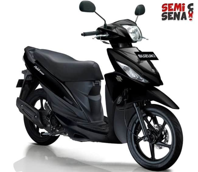 Harga Suzuki Address Black Predator, Review & Spesifikasi Februari 2017
