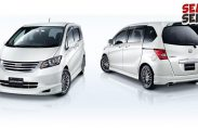 honda freed bakal langka di indonesia