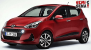Hyundai i10 Facelift Debut International di Paris