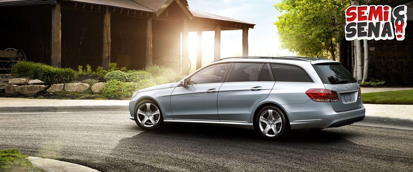 mercedes benz e class all terrain menantang