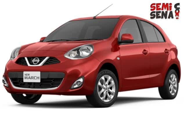 Harga Mobil Nissan March
