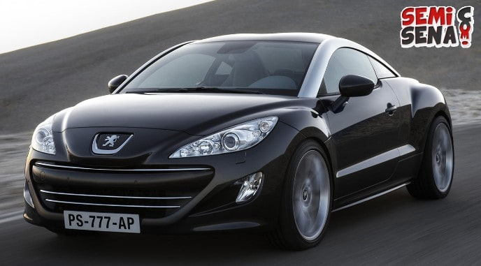 Review Peugeot RCZ