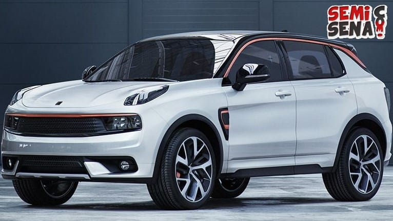 Lynk and Co Siap Ramaikan Pasar Crossover