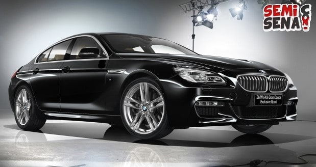 bmw 6-series varian eksklusif hanya dibuat 33 unit