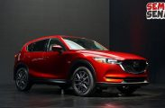 Resmi Debut di Los Angeles Auto Show, Mazda All New CX-5 Tampil Menggiurkan