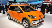 VW Cross Up Pakai Basis Golf Mark 2