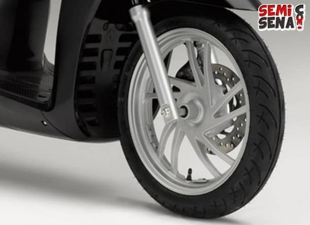 Review Honda SH125i