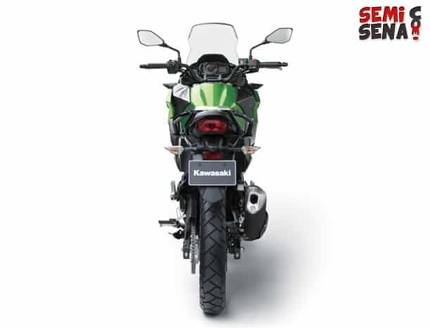 Review Kawasaki Versys X 250 City