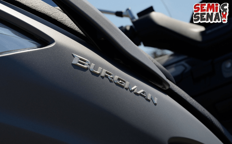 Review Suzuki Burgman 400 Abs