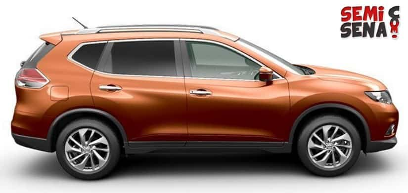 Review Nissan X-Trail