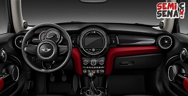 Mini Cooper Interior >> Harga Mini Cooper 3 Door Review Spesifikasi Gambar