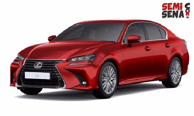 Review Lexus GS 200t