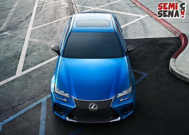 Review Lexus GS F