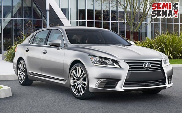Review Lexus LS 460