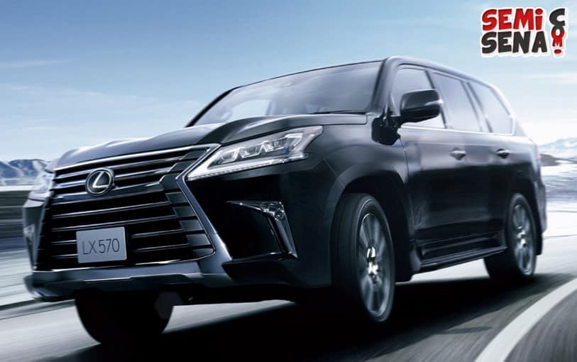 Review Lexus LX 570