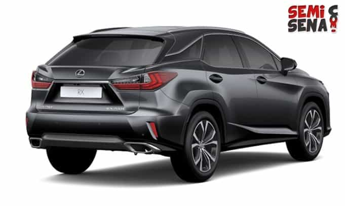 Review Lexus RX