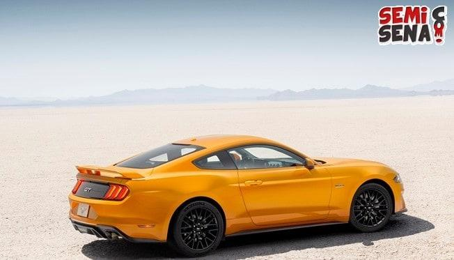 Ford Mustang Facelift 2018 Makin Segar