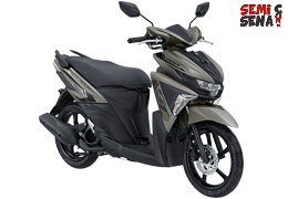 HARGA MOTOR YAMAHA ALL NEW SOUL GT
