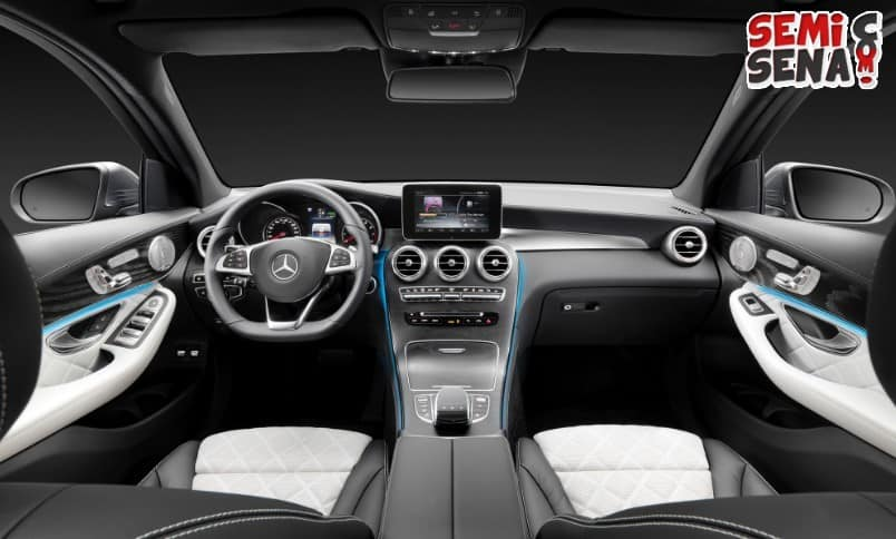 Harga Mercedes Benz GLC 250 Exclusive