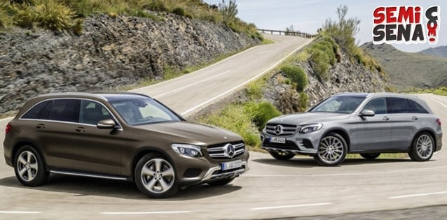 Harga Mercy Benz GLC 250 Exclusive